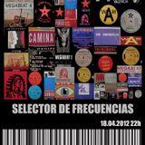 Selector de Frecuencias V.20 con DJ Cuartilla (18 Abr 2012) ESPECIAL MEGABEAT