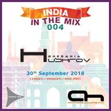 Hushrov Bhesania's Afterhours FM - India In The Mix 004
