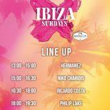 Niko Charidis @ Nanouchi Music - Ibiza Sunday - Baouzza