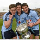 Dublin Minor Footballer Conor Mullally talks Daniel Radcliffe and the winning of the All-Ireland.