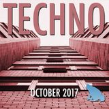 Techno mix, October 2017