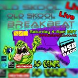 The Eazy Peasy Show ( LIVE ) on NSB Radio -(Old Skool Breakbeat) - by Dj Pease