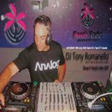 Tony Romanello (CEO Red Channel Records Canada) - Beach Radio Mix 001 - First aired live Sat 28th