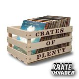 Crates of Plenty Show #22 - French & UK library/Italian OST/Brazilian Funk bombs/Vinyl only!!!