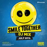 Smile Together DJ Mix (July 2014)