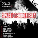 Funkagenda - Live @ Opening Party Space Ibiza (Spain) 2013.05.26.