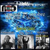 Time Machine 27-10-2017 (She-Devil Live @ Duple')