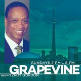 Brampton West MPP candidate Jermaine Chambers on Grapevine April 9, 2017
