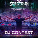 Kataploks - Spectrum DJ Contest Set (24, June, 2019)
