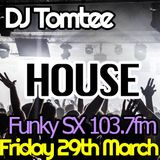 DJ Tomtee @ Radio Show (29th March 2019) Pt. 1 House