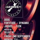 SUB:BASS Promo Mix 2 by DYNAMIX
