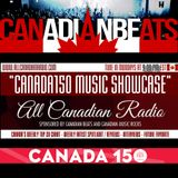 """#Canada150 Music """"Top 20 Countdown"""" June 5th - 2017(All Canadian Radio)"""