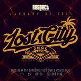 Lost City Live @ RESPECT (1-11-15)