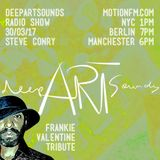 deepArtSounds 129 - Frankie Valentine Tribute - Mixed by Steve Conry