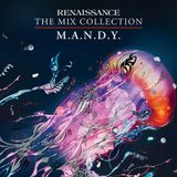 M.A.N.D.Y. Renaissance The Mix Collection cd 2 Downside Up 2009