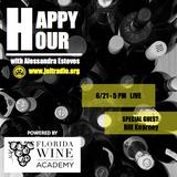Happy Hour Radio Show ep. 5: Zinfandel x Cabernet Sauvignon