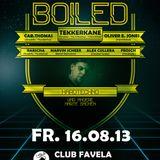 HARD BOILED @ Club Favela - Münster / cab.thomas - Digital DJ Set