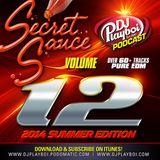 SECRET SAUCE 12 - 2014 EDM MIX PODCAST