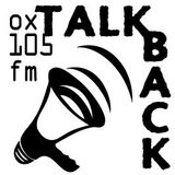 Talkback on OX105FM - 15 - Peggy Seeger + Save Temple Cowley Pool Song - 11 Nov 2012
