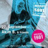 Absolut Soul Show /// 27.09.17 on SOULPOWERfm
