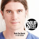 Solid Steel Radio Show 3/10/2014 Part 1 + 2 - Rob Da Bank