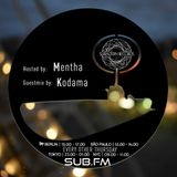 Mentha with Joe Nice & Busted Fingerz plus Kodama Guestmix - Subaltern Radio 28/03/2019 on SUB.FM