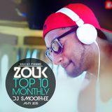 May 2015, Brazilian Zouk Top 10, Dj Smooth-ee