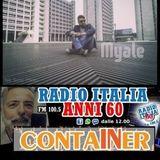 Container del 19 settembre in studio Maurizio Martinelli ospite Myale