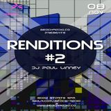 Renditions 2 - All sorts of House - Paul Linney on Beach Radio