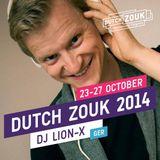 Zouk Live Set at the Dutch International Zouk Congress 2014 by LionX