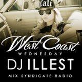 West Coast Wednesday