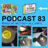 UNDERGROUND FEED BACK STEREO PODCAST 83 (mixed by ML7102) [All Vinyl]