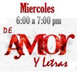 #AmorYLetras | Especial Luis Miguel (2° Parte) | Programa Completo