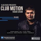 Vlad Rusu - Club Motion 291 (DI.FM)