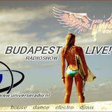 John von Wh1te - BUDAPEST LIVE! (episode 143.)