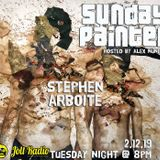 Stephen Arboite x Sunday Painter