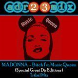 MADONNA - Bitch I'm Music Queen (adr23mix) Special DJs Editions TRIBAL MIX