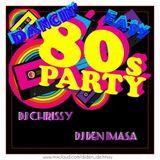 Dancin' Easy ~ 80's Party