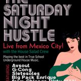 Live from Mexico City: Saturday Night Hustle 02/20/2016