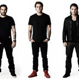 Coverset Swedish House Mafia Konzert Frankfurt (06.12.2012)