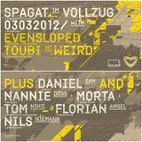 Tom NiHiL @ Stressfucktor-Spagat Im Vollzug - Ersatzloch Hannover - 03.03.2012