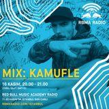 RBMA Radio - 16.11.2016 Kamufle Mix
