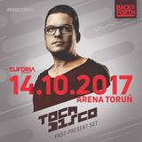 TOCADISCO live at EUFORIA FESTIVALS - BACK & FORTH 3.0 (Poland, Toruń 2017-10-14)