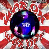 Wax On,Wax Off DJ Bash taster
