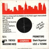 Kinki - DJ Luca Trevisi, 1987