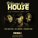 A Night @ Room 2: Welcome To Our House - 19 April 2018