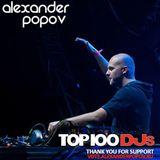 Alexander Popov - Interplay Radioshow 105 (17-07-16 eng)