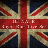 DJ NATE - Live Set from Royal Riot (Rock City Melbourne) - June 2018