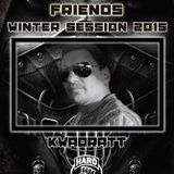 Kwadratt @ Hard Force United and Friends Winter Session