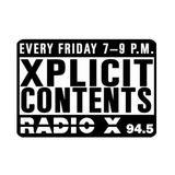 dj kg at x-plicit contents on radio X ( 22.04.16) part 2